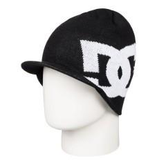 Cappello Beanie Big Star Con Visiera grigio nero