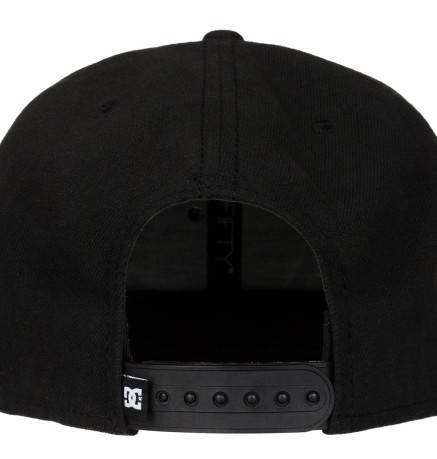 Cappellino Double Up nero