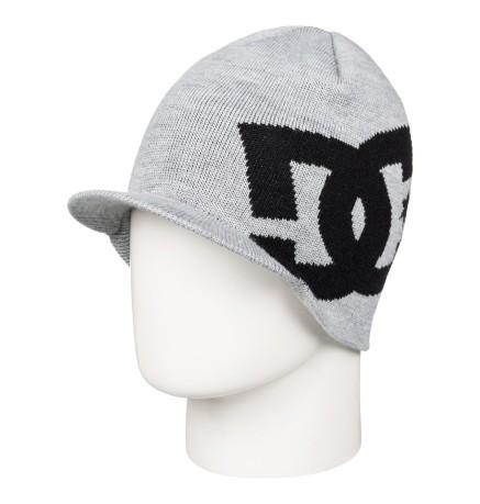 ba14417e60e Men s Hat Beanie Big Star Visor colore Grey Black - Dc Shoes ...