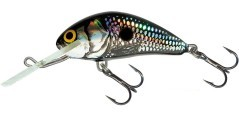 Artificiale Hornet Sinking 4 cm Black Silver Shad