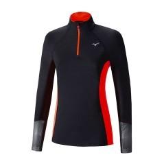 T-Shirt Uomo Warmalite Phenix Top nero rosso