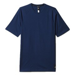 T-Shirt Uomo Graphic City Photo blu