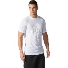 T-Shirt Uomo Basic bianco