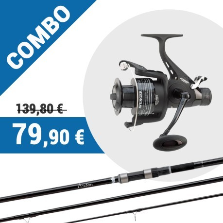 Combo Stalking Carp Fishing