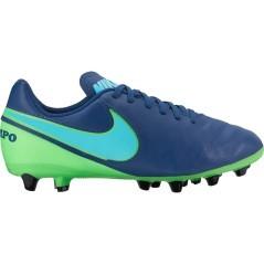Scarpe Nike Tiempo jr blu