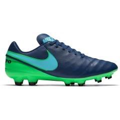 Scarpa Nike Tiempo Genio II blu/azzurra