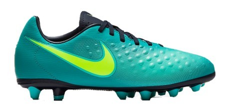 59fc0963be7b Football boots Nike Magista Opus II AG-Pro colore Light blue Yellow ...