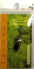 Esche artificiali Roll Swimmer 0,9 g argento