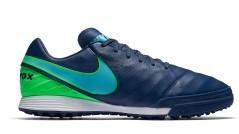 Scarpe Calcio Tiempo X Mystic V TF  blu azzurro