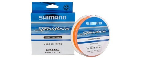 Filo Speedmaster Tapered Surf  0,23-0,57mm