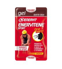 Enervitene Sport gel One Hand Cola