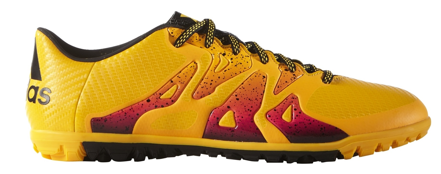 8a56cc30625e Soccer Shoes X 15.3 Turf colore Yellow - Adidas - SportIT.com