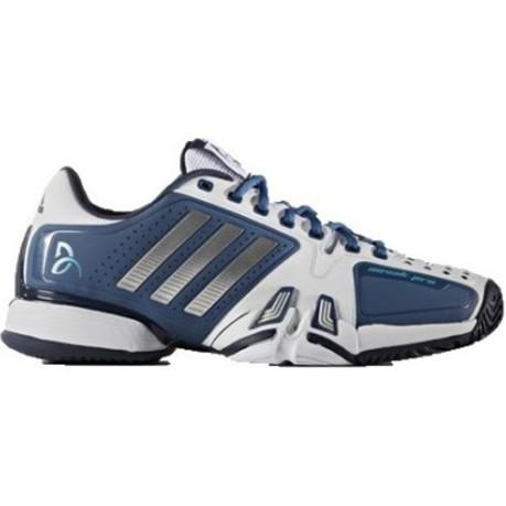 finest selection 62bbc 192ed Mens shoes Novak Pro blue white