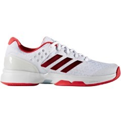 Shoes AdiZero UberSonic 2.0 white pink
