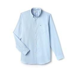 Camicia Uomo Falso azzurro