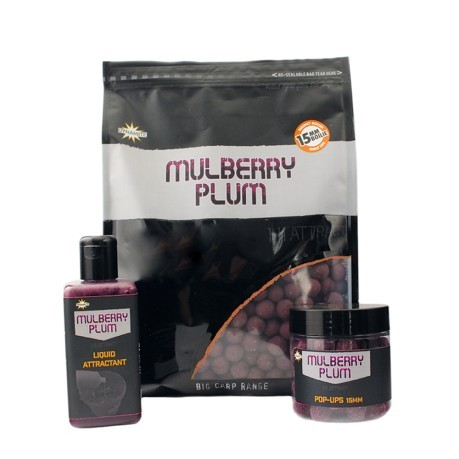 Boilies Hi-Attract Mulberry Plum 20 mm