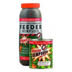 Granaglie Frenzied Feeder Spicy Chilli Hempseed Jar