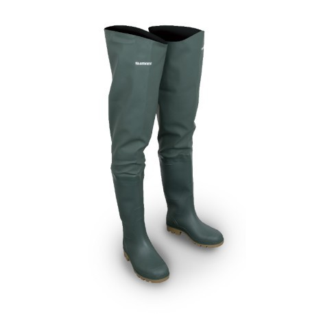 Stivali PVC Thigh Boot