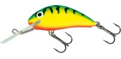 Artificiale Hornet 5 cm Floating 7 gr giallo verde