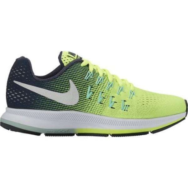 0c5eb52c50b2 Junior Running Shoes Zoom Pegasus 33 colore Green Yellow - Nike -  SportIT.com