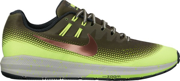 ef7ad5f0f0a Men s Shoes Zoom Structure 19 Stable colore Yellow Black - Nike -  SportIT.com