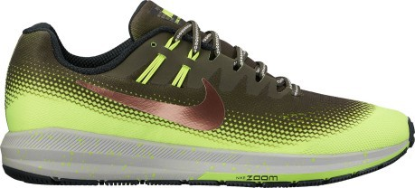 cf09dabdfec Men s Shoes Zoom Structure 19 Stable colore Yellow Black - Nike ...