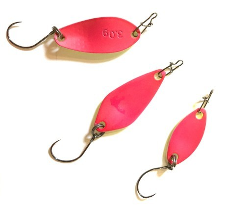 Combo Italian Fishing TV Trout Area 5,6 piedi canna e mulinello
