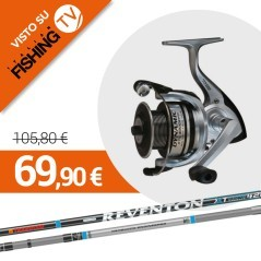 Combo italian Fishing Tv Laghetto Reventon MH 42