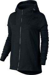 Felpa Donna Sportswear Advance 15 Cape nero