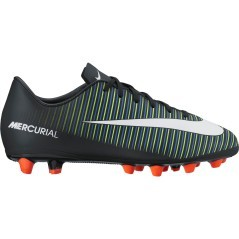 Nike Mercurial junior nere/verdi 1