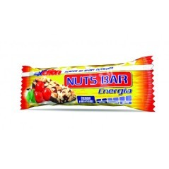 Barretta Choco Nuts rosso