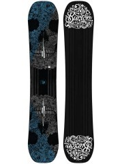 Tavola SnowBoard Process Of Axis nero blu