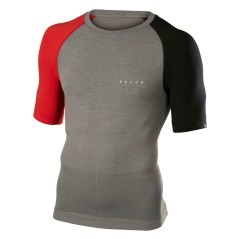 T-Shirt Uomo Compresson Impulse grigio