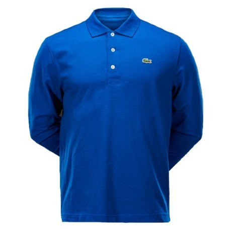 Polo uomo Tropical Piquet Sport blu