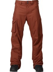 Pantalone Uomo Convert rosso