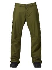 Pantalone Uomo Cargo verde