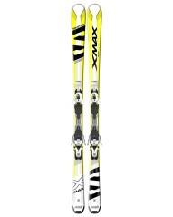 Sci X-Max Xrf+ Attacco Lithium 10 bianco giallo