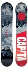 Tavola Snowboard Uomo OuterSpace fantasia rosso