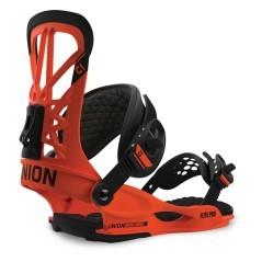 Attacco Snowboard Uomo Flite Pro arancio