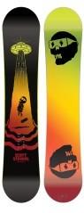 Tavola Snowboard Uomo Scott Stevens nero arancio