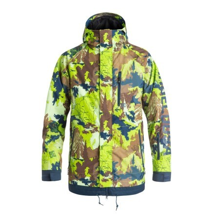 Homme Veste De Dc Colore R57txrn Shoes Snowboard Replay Fantaisie qZU006