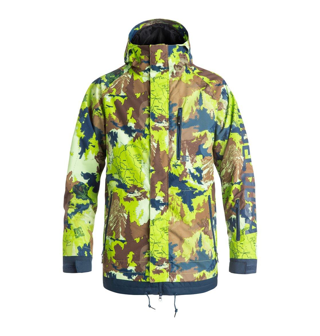 new product f0453 bc758 Jacket Snowboard Man Replay