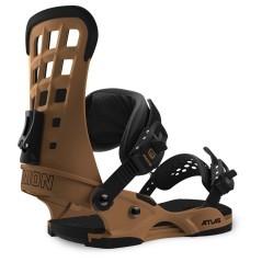 Attacco Snowboard Uomo Atlas marrone nero l