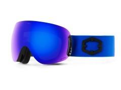 Maschera Snowboard Open Blue blu blu