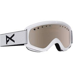Maschera Snowboard Uomo Helix 2.0 + Lente nero grigio