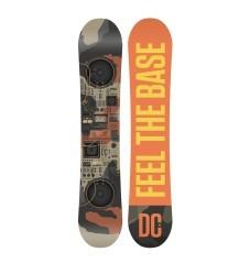 Tavola Snowboard PBJ fantasia arancio