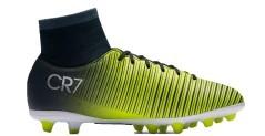 Nike Mercurial verde/giallo 1