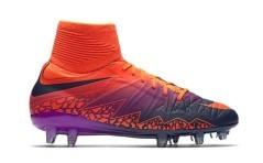 Nike Hypervenom viola/argento 1