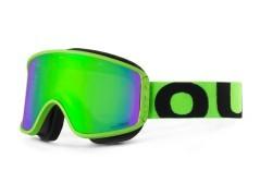 Maschera Snowboard Shift Flou Green verde verde