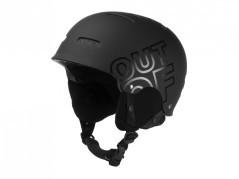 Casco Snowboard WipeOut nero